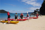 INDEPENDENT GUIDES SEA KAYAK - Abel Tasman / Marahau Beach