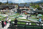 ALPINE CRAZY PUTT AND VILLAGE CRUISERS - Hanmer Springs
