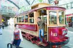 CHRISTCHURCH CITY TOUR BY TRAM