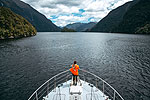 GO ORANGE CRUISE - Milford & Doubtful Sounds