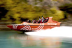 GO ORANGE JET BOAT - Queenstown
