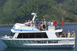 PELORUS MAIL BOAT - Havelock