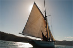 STEADFAST TRADITIONAL SAIL - Marlborough Sounds
