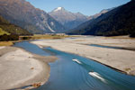 WILKIN RIVER JETS & BACKCOUNTRY HELICOPTERS - Makarora